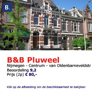 bed and breakfast Pluweel Nijmegen
